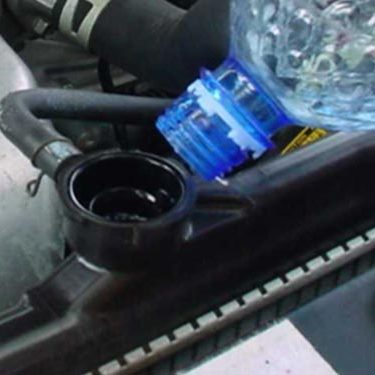 agua-radiador